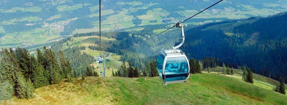 Zomer in Oostenrijk